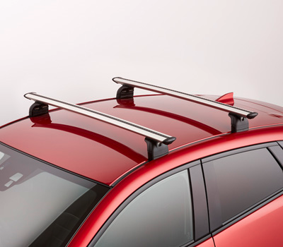 Mazda CX 3 2015 Roof Rack/Bar System