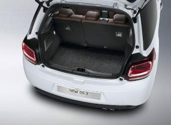 citroen ds3 boot carpet. Black Bedroom Furniture Sets. Home Design Ideas