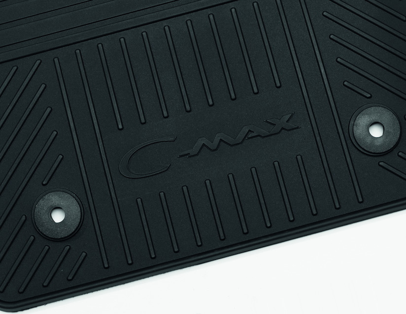 rubber mats universal passenger in from seat ridged car floors driver black floor duty heavy fit item autoyouth automobiles