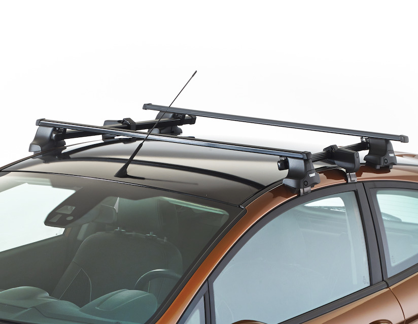 genuine ford roof bars rails car accessories plus. Black Bedroom Furniture Sets. Home Design Ideas