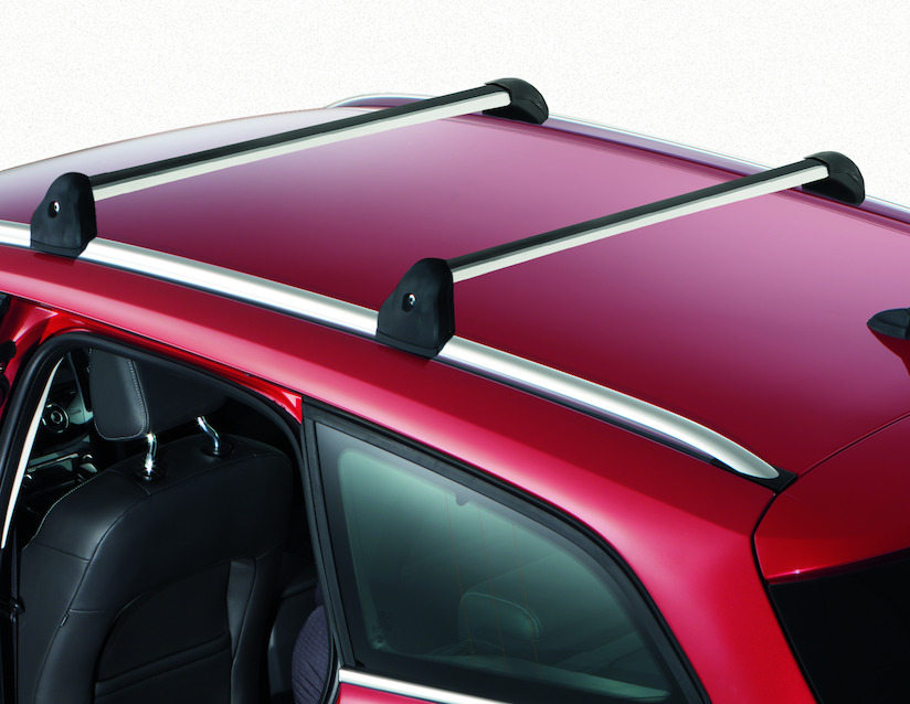 Ford Focus Roof Bars Estate  Onwards With Roof Rails