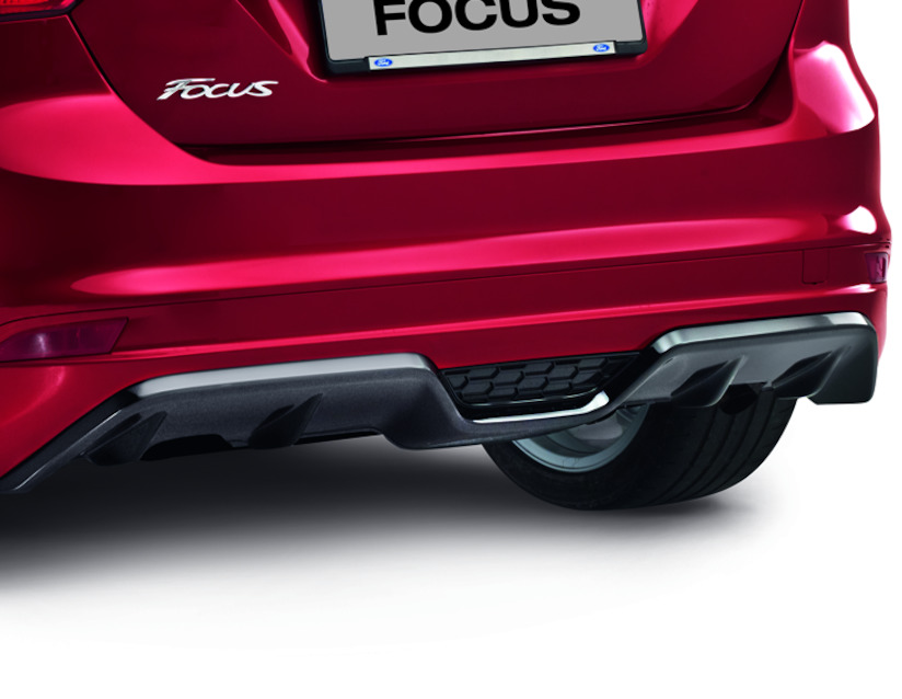 Ford Spoilers Rear Ford Focus Spoiler Genuine Ford