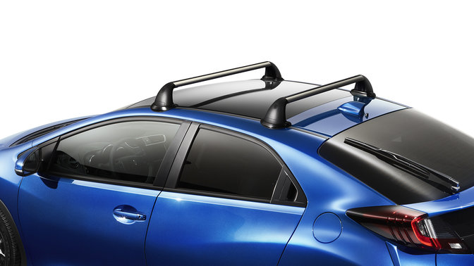 Honda Civic Roof Bars With Glass Roof 2016 Models