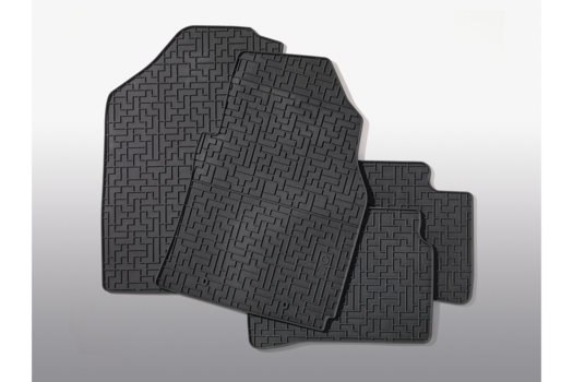 Genuine Hyundai Rubber Car Mats Car Accessories Plus