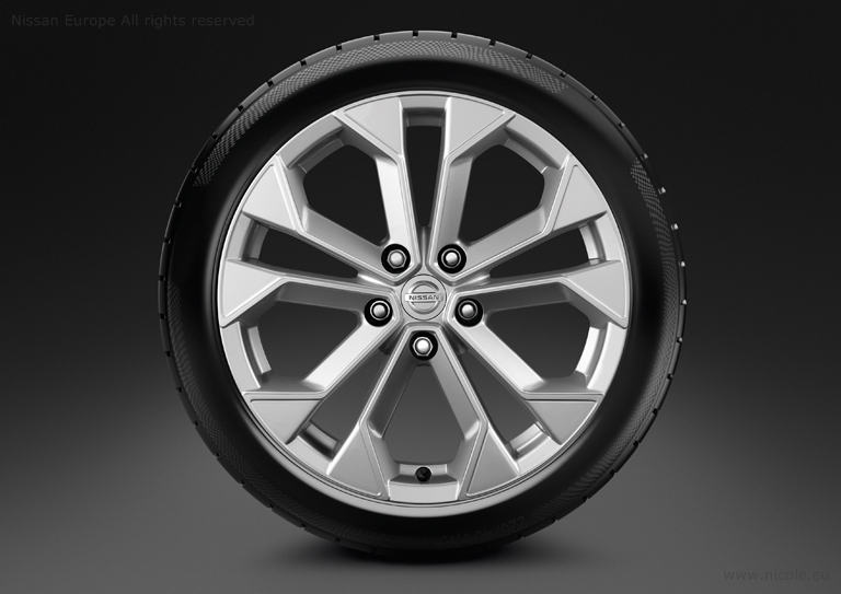 Nissan Juke With Rims Found The Perfect Wheels For My Juke