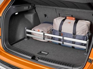 seat ateca luggage compartment divider. Black Bedroom Furniture Sets. Home Design Ideas