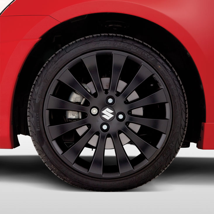 Genuine Suzuki Alloy Wheels