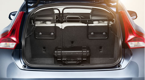 Volvo Car Boot Cargo Amp Luggage Nets Car Accessories Plus
